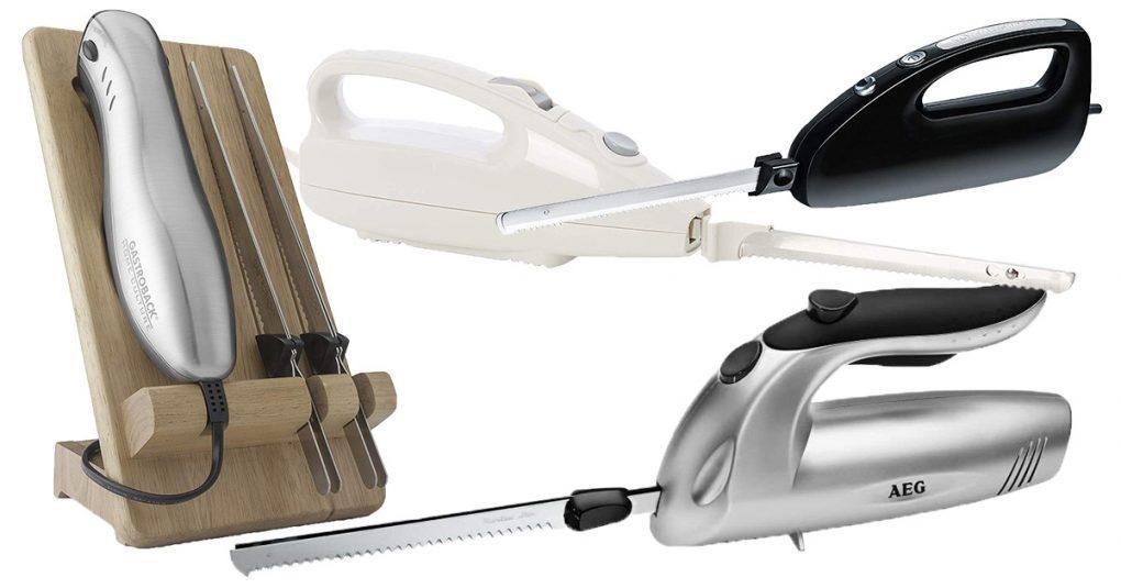 Elektromesser für die Küche