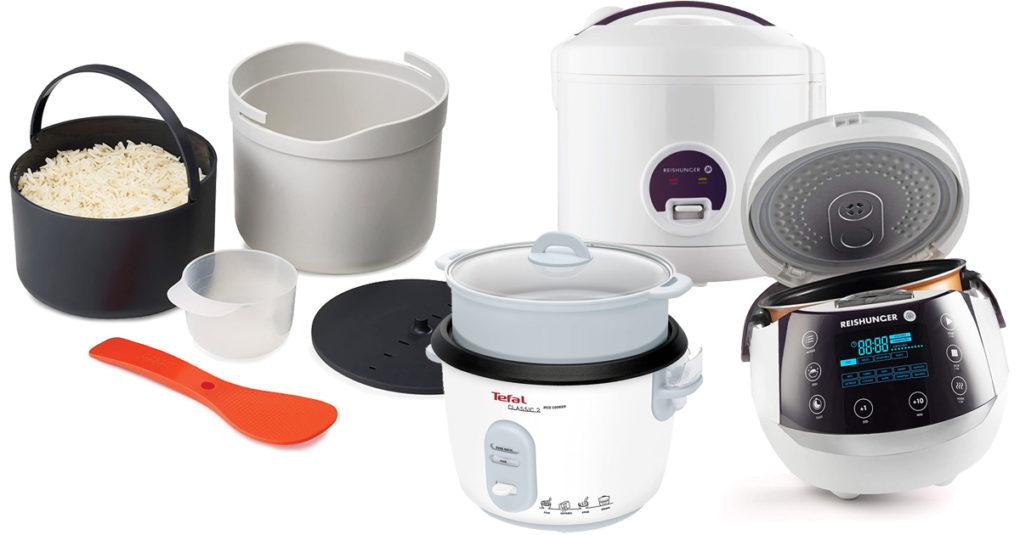 Die 7 besten Reiskocher für zuhause | Wunschkind